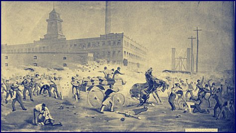 The McCormicks Riot, When the Police Opened Fired on Striking Workers, May 4, 1886