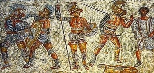 Zliten Mosaic, Libya, 2nd Century C.E.