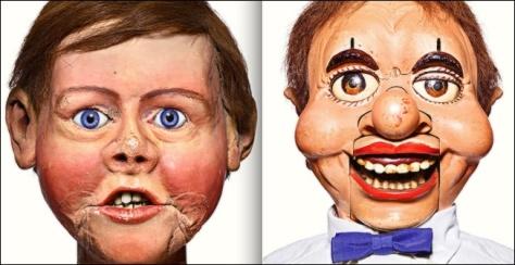 Two Other Van Haven Ventriloquist Dummies (Matt Rolston)