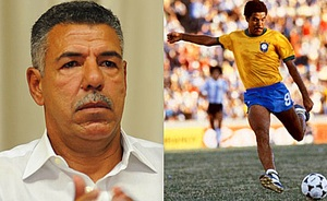 Toninho Cerezo (Eugenio Savio) Now & Playing for Brazil's National Team (CBF)