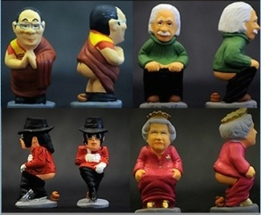 Even Though The Caganer May Be A